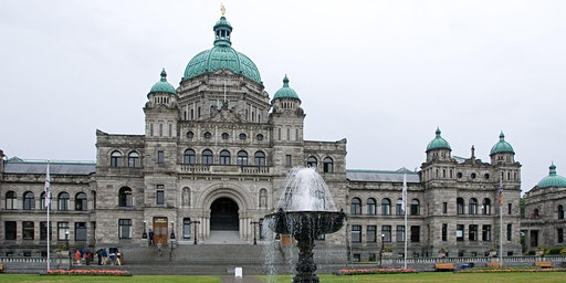 5 days in Vancouver and Victoria, BC
