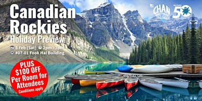 Canadian Rockies Holiday Preview