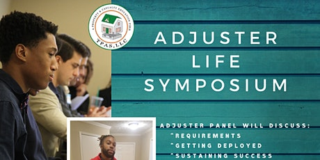 Adjuster Life Symposium - October 2020 tickets