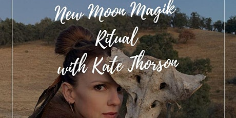 New Moon Meditation and Ritual with Kate Thorson tickets