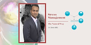 Stress Management: The Natural Way by Dr. Simon (MD)