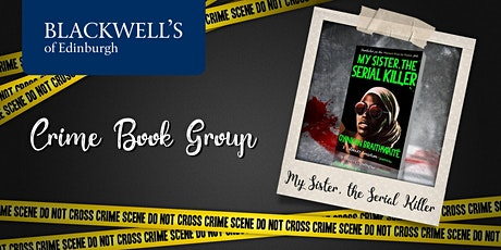 January Blackwell's Crime Book Group tickets