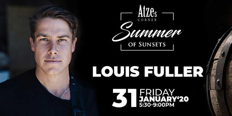 Summer of Sunsets #2 - Friday evenings at Atze's Corner in the Barossa. tickets