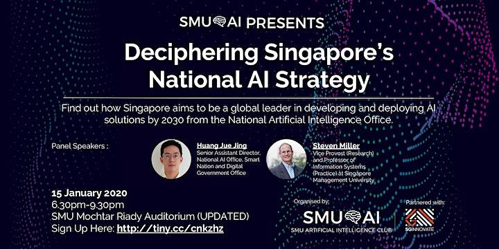 Deciphering Singapore's  National AI Strategy image