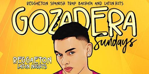LA GOZADERA - Your Caliente Sundays at SEVILLA LBC W DJ KNASTY