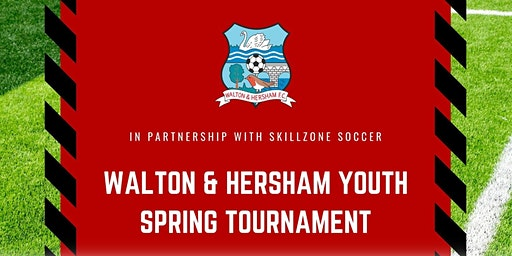 Walton & Hersham Youth FC Spring Tournament 2020
