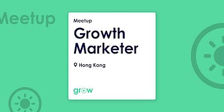 Growth Marketer Meetup tickets