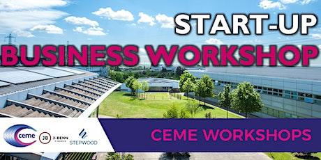 Start-Up Business Workshop tickets