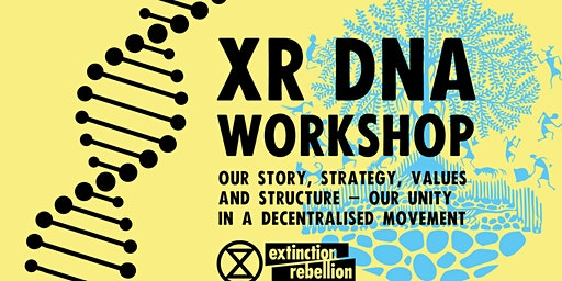 XR DNA Workshop - Unity in a decentralised movement