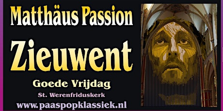 Matthäus Passion 2020 tickets