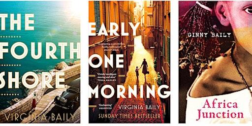 Pi Singles Meet the Author Evening - Virginia Baily