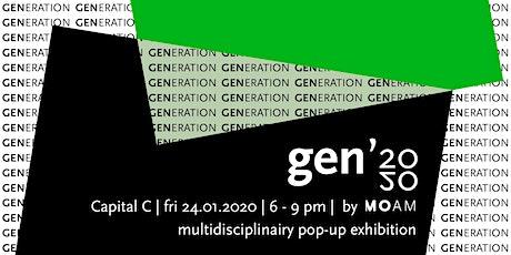 MOAM Generation 2020 tickets