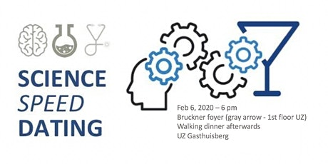 Science Speed Dating - YoungZAP club tickets