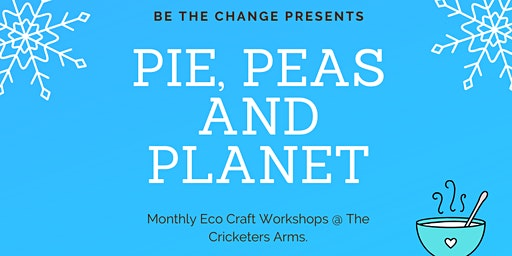 Pie, Peas and Planet: January.
