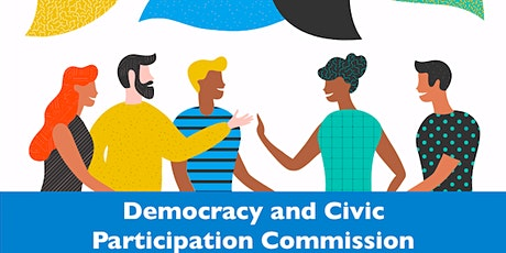 Newham Democracy Commission - Public Meeting, East Ham tickets