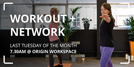 Workout + Network: Yoga tickets