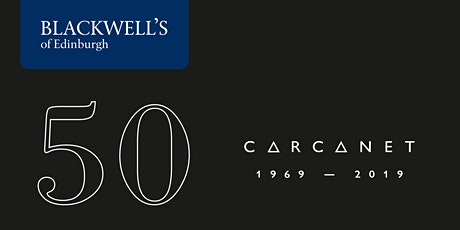 Carcanet at 50: Half a Century of Poetry tickets