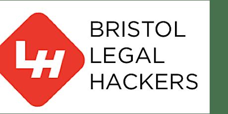 Bristol Legal Hackers - Hackathon! tickets