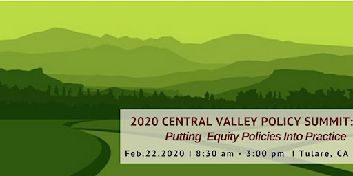 CLSBA Central Valley Policy Summit 2020