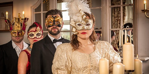 Murder at the Masquerade Ball