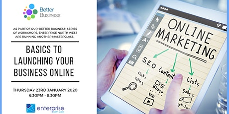 Launching Your Business Online tickets