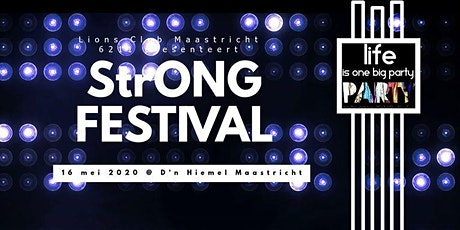 StrONGFESTIVAL tickets