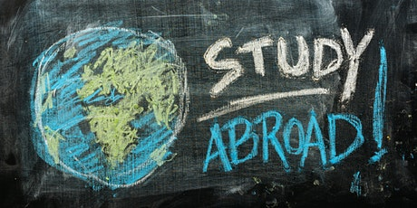 Considering studying abroad? tickets