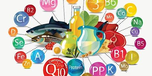 Nutrition - A la Découverte de la Physionutrition - Conférence D180