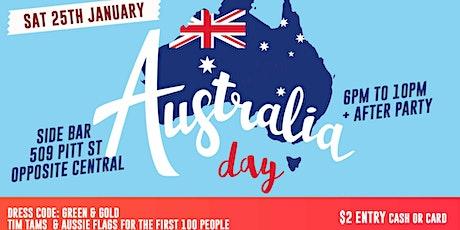 Australia Day Eve Party! - Sydney Lingos Language Exchange tickets