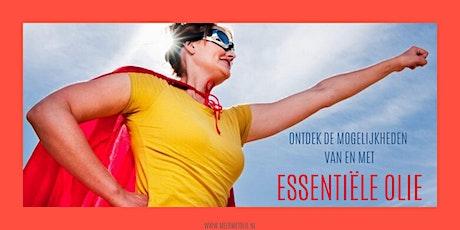 Basis Workshop Essentiële Olie ¤ tickets