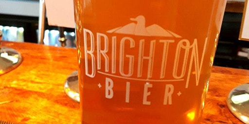 £3.50 BRIGHTON BIER...EVERYDAY FROM 8PM IN JANUARY