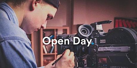 Open Day plus Free Masterclass tickets