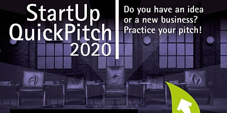 Quickpitch 2020 event tickets