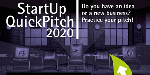 Quickpitch 2020 event