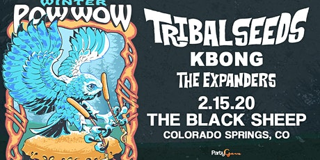Tribal Seeds w/ KBong, The Expanders, El Dusty at THE BLACK SHEEP tickets