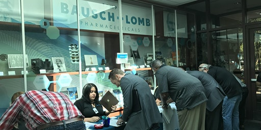 Bausch & Lomb Career Fair 2020