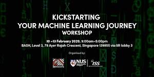 Kickstarting Your Machine Learning Workshop 10 - 13...