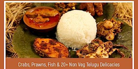 Amaravati Sea Food Festival tickets