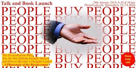 Talk & Book Launch: People Buy People by Jennifer Forward-Hayter tickets