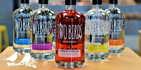 Gin & Temple Gin Club with Two Birds Spirits tickets
