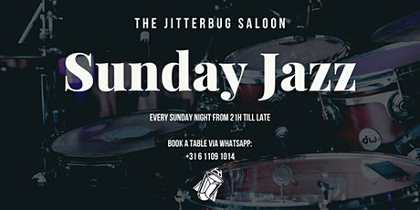 Sunday Live Jazz tickets