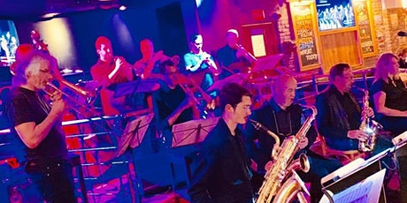 Featured@The Cave: The René Walden BigBand Tickets