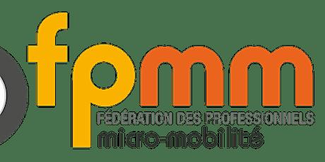 Lancement Filière De Recyclage De La Micro Mobilité FP2M/SCRELEC/ECOLOGIC billets