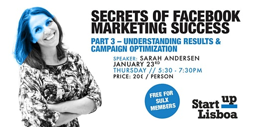 Secrets of Facebook Marketing Success, Part 3 - Understanding Results