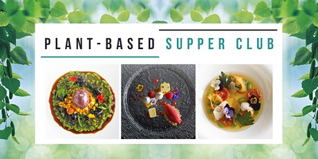 Plant Based Supper Club tickets