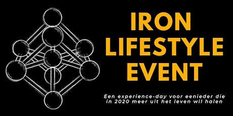 Iron Lifestyle Event tickets