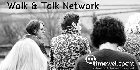Walk & Talk Network tickets