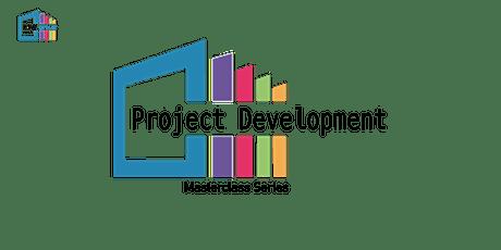 B2W Master Class Series - Project Development (Manchester) tickets