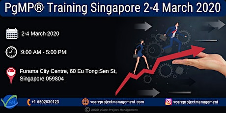 PgMP | Program Management Training | Singapore | March 2020 tickets