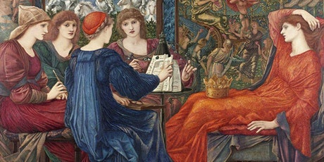 Burne-Jones' 'Laus Veneris' lecture by Gail-Nina Anderson tickets